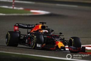 またもハミルトンに勝てず。レッドブル・ホンダのフェルスタッペン、戦略に失望感あらわ「理解できない」|F1バーレーンGP
