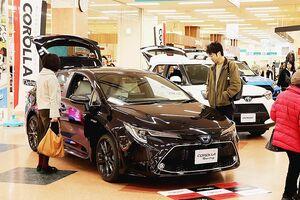 2020年10月の商業動態統計、自動車小売業16%増 13カ月ぶりプラス