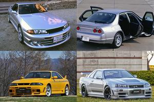 中古4000万円の激レア車も! どれもが圧倒的な名車の「第2世代GT-R」のコンプリートカー6選