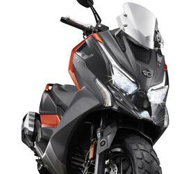 キムコが新モデル「DT X360」を発表! 排気量は320cc、冒険を楽しむためのスクーターが誕生【2021速報】
