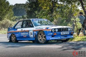 BMW初代M3は2.3Lでも900万円! エムスリーはまだまだ価格上昇中!!