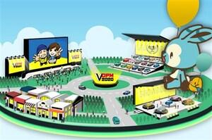 VOPM「愛車グランプリ」の発表は、9/27(日)のライブ配信で! 限定グッズも発売中~