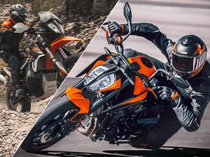 【KTM】2021年上半期の販売台数において新記録を樹立