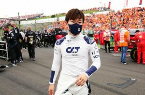 角田裕毅、5度目の入賞で自己最高位「苦労してきたがレースペースは問題なし。今後安定して得点していきたい」F1第11戦