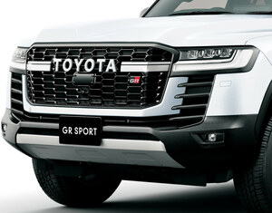盗難対策に指紋認証!トヨタ、新型ランドクルーザー300系を発表・発売…ディーゼル車も国内導入