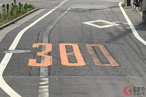 スーパーカー専用道路登場? 制限速度はまさかの「300キロ」 SNSで話題の道路表示とは