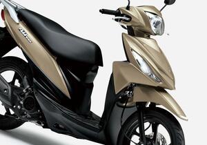 実用性&コスパ抜群の原付二種スクーター『アドレス110』に特別色が登場!? 価格は据え置きだし、どうせ買うならコッチがおすすめ!【スズキのバイク! の新車ニュース】