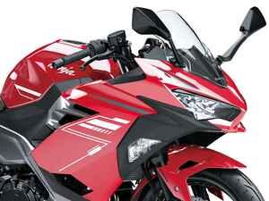 カワサキ「Ninja250」2022年モデル発売! 250ccフルカウルスポーツのロングセラーモデルが新色に、カラーは2色の設定
