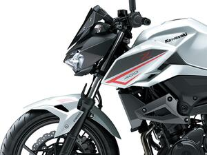 カワサキ「Z400」が2022年モデルでカラーチェンジ! トータルバランス抜群のミドルネイキッド