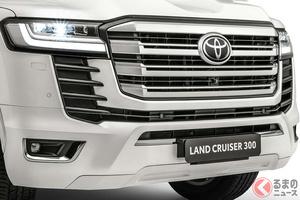 最強のトヨタ車 新型「ランドクルーザー」を発売! ロシア仕様は指紋システム搭載で盗難対策バッチリ