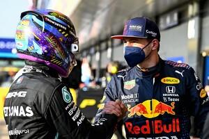 元F1ドライバー、激しいF1タイトル争いを満喫。「ハミルトンとフェルスタッペンのライバル関係は素晴らしい」