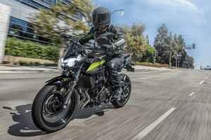 カワサキ「Z250」2022年モデル発売! スーパーネイキッド・Zシリーズの250ccモデルが新色に