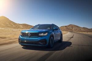 ゴルフRの心臓をブチ込んだVWの大型SUV「アトラス クロススポーツ」のスペシャル仕様の魅力的な完成度