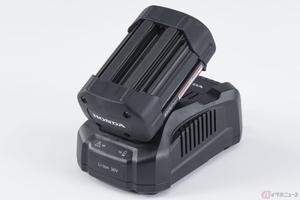 ホンダ 歩行型電動芝刈機、電動刈払機、電動ブロワおよび共通の充電式バッテリーを発売