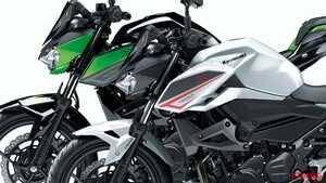 48馬力の軽快400ccネイキッド! カワサキ「Z400」に2022年のニューカラー登場