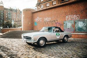 ドイツ国内における「Hナンバー」と「クラシックカー」最新事情。残された道はEV化なのか?