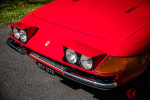 ロックスターはフェラーリがお好き? 元エルトン・ジョンの「デイトナ」とは?