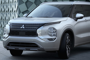 【決定】三菱アウトランダーPHEV新型 日本発売は2021年冬
