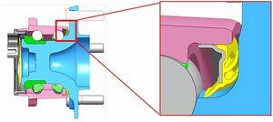 ジェイテクト、マイナス40℃以下の極寒冷地に対応できるハブユニットを開発