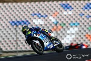 """【MotoGP】""""王者""""として挑むレース、前より自由? スズキのジョアン・ミル「ライディングに集中できる」"""