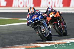 【MotoGP】スズキのリンス「年間2位なら最高の結果だ!」新王者ミルもチームオーダー協力姿勢