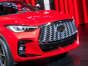 日産 新型「おもてなし」高級SUV! 美しすぎる「QX55」は日本発売もゼロではない!?