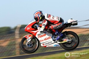 "Moto3ポルトガル予選:小椋藍、""逆転タイトル""に向けランク首位アレナス超える5番手確保。佐々木歩夢が3番手フロントロウに"