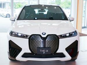 【写真蔵】BMW「iX」はiシリーズ第3弾のクロスオーバーSUV。日本正式デビューは2021年秋