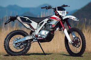 AJP「PR4 エクストリーム 240」【1分で読める 2021年に新車で購入可能な250ccバイク紹介】