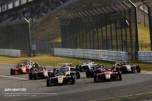 全日本スーパーフォーミュラ・ライツ選手権のシリーズメインパートナーにBuzzが就任