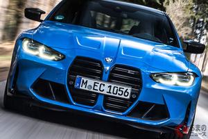 7月から発売! BMW新型「M3/M4」の4WDモデルはまるでFRだ【ミュンヘン発】