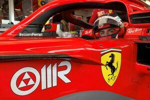 サインツがフェラーリF1旧型車でテスト。次戦ポルトガルGPに備える