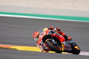 【MotoGP】マルケス、衝撃の復帰戦7位にもライバルは驚かない? ミル&クアルタラロ「予想通り」|ポルトガルGP