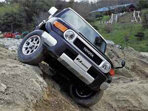 【試乗】FJクルーザーの悪路走破性能と使い勝手は、ハンパではなかった【10年ひと昔の新車】