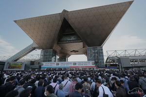 10月秋に開催が予定されていた東京モーターショー2021 本日中止が決定