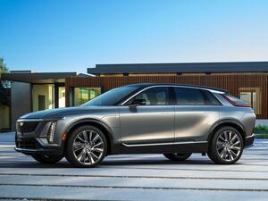キャデラックが電動SUV「リリック」を2022年春から販売開始。北米市場での車両価格は約6万ドル!