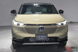ホンダ新型「ヴェゼル」発売間近!? トヨタ・日産の反応は? 激化するSUV市場の現状