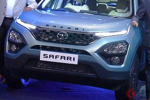 なぜ? 新型SUV「サファリ」世界初公開! ハリアーに続き投入される3列SUVの正体とは