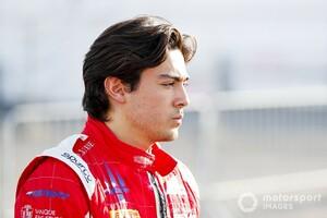 【スーパーGT】岡山テスト参加決定のジュリアーノ・アレジ、今シーズン35号車RC FでGT300クラスにフル参戦の可能性高まる