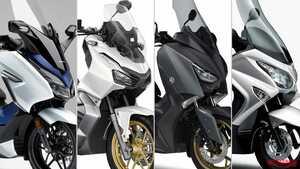 '21年新車バイクラインナップ〈日本車|車検レス軽二輪126~250ccクラス|スクーター〉