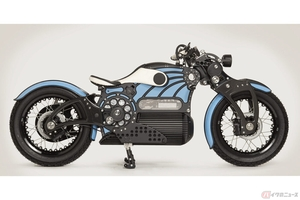 Curtiss Motorcycles最新電動バイク「Curtiss One」初期ロット1000万円オーバーの超高級モデル発売