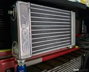 「オイルクーラー選びに迷えるZC33Sオーナーに朗報!」ボルトオンで最大級サイズの製品をHPIが発売