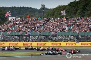 """英国政府、スポーツイベント""""再開""""への指針を発表。今年のF1イギリスGPに満員の観客は集まるか?"""