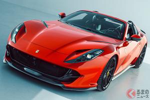 ノビテックが840馬力仕様のフェラーリ「812GTS」を発表! エアロパーツの変更点は?