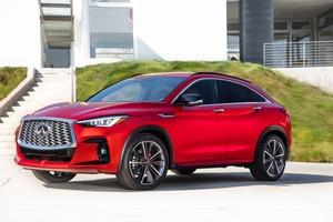 【高級クーペSUV市場に再び】インフィニティ新車、QX55を発表 2021年春発売開始