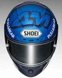 SHOEIがMotoGPアレックス・マルケス選手のレプリカヘルメットを発表! SHOEI「X-Fourteen AM73」