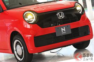 ホンダ新型軽「N-ONE」発表! FF軽初のターボ×6速MT仕様もある個性派モデルが発進!