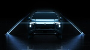 【デリカ顔SUV】三菱エアトレック 新型SUVはEVに 上海モーターショー2021