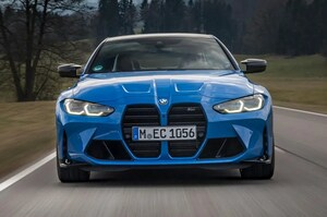 【35年の歴史で初の四輪駆動】BMW M3とM4にM xドライブ採用 M3ツーリングも登場予定