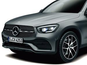 GLC220d クーペにマットグレーボディの特別仕様車「マグノナイトエディション」が限定100台で登場